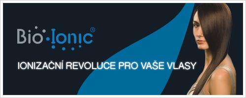 Bio Ionic - Ionizační revoluce pro vaše vlasy