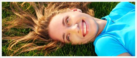 Přírodní bylinné lázně pro oplachování vlasů